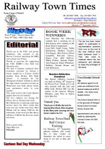 03 Term 3 Week 8 Week 36 [pdf, 1 MB] - Railway Town Public School