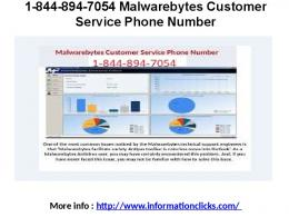 1-844-894-7054  Malwarebytes Technical Support Phone Number