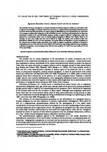 1 ATTENUATION OF SOLITARY WAVE BY ... - Journals