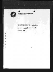 1 - Federal Election Commission