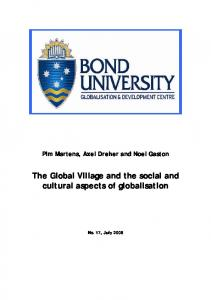 1 Introduction - ePublications@bond - Bond University