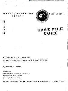 1 - NASA Technical Reports Server