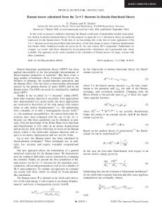 1 theorem in density-functional theory - Core