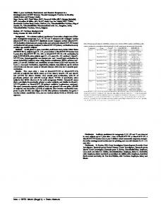 1087 Immunogenicity and Safety of 3-Dose Primary Vaccination with ...