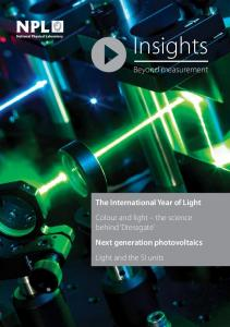 10877 Insights - National Physical Laboratory