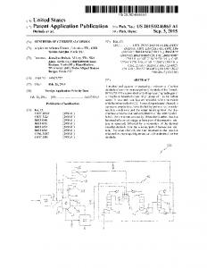 119~ United States 112) Patent Application Publication