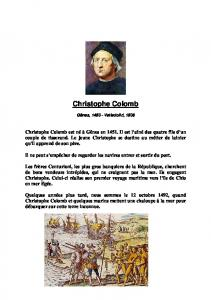 12-Christophe Colomb