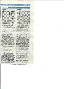 12 March 2011 - Southbourne Chess Club