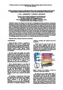 12th European Conference and Technology ... - bios-bioenergy.at