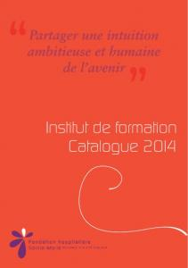 14 novembre 2013 Catalogue formation 2014 Le catalogue 2014 de ...