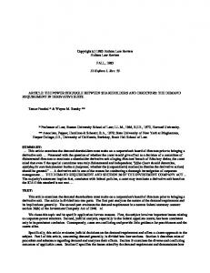 1983 Hofstra Law Review Hofstra Law Review ... - Boston University
