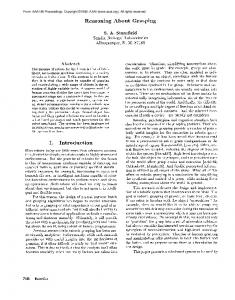 1988-Reasoning About Grasping - Semantic Scholar