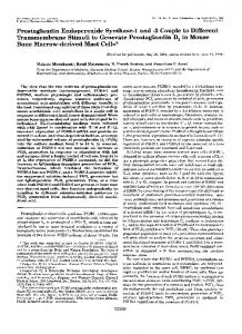 2 Couple to Different Transmembrane Stimuli to Generate ...