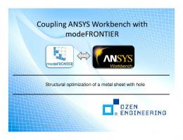 ANSYS Workbench Products Installation and Configuration Guides