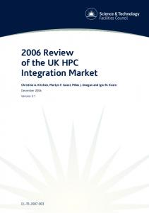 2006 Review of the UK HPC Integration Market