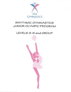 2009-2012 J.O. Coaches and Judges Handbook - USA Gymnastics