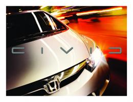 2011 Honda Civic Brochure