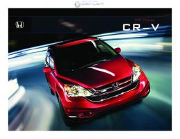 2011 Honda CR-V Brochure