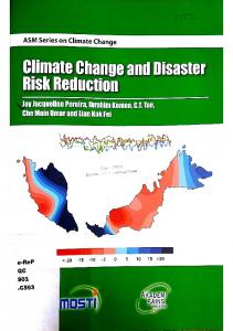 2012 Climate change and dusaster risk reduction