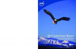 2012 United States Report - Babson College