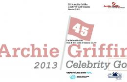 2013 Archie Griffin Celebrity Golf Classic - concessioncharities.org