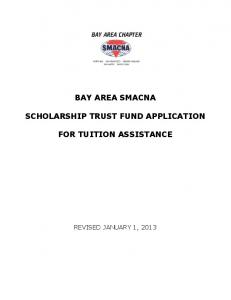 2013 Bay Area SMACNA Scholarship Application.pdf