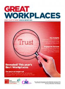 2013 Best Workplaces Special Report