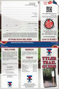 2013 Trail Guide - Tyler Parks and Recreation - City of Tyler