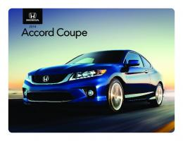 2014 accord coupe factsheet