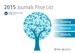 2015 Journals Price List