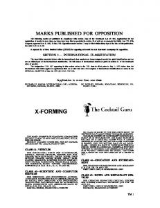 24 December 2013 - United States Patent and Trademark Office