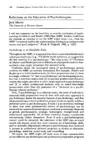 400 CanadianJournal of Counselling/Revue Canadienne de ...
