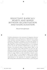 5 reluctant radicals: hearts and minds between ...