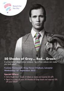 50 Shades of Grey… Red… Green - Leicestershire Partnership NHS ...