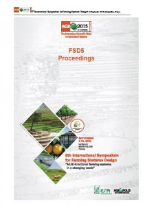 5th International Symposium forFarming Systems ...