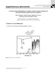 6-Aminocoumarin-Naphthoquinone Conjugates: Design, Synthesis ...