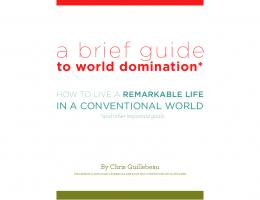 A Brief Guide to World Domination - Chris Guillebeau