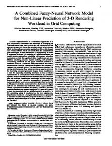 A Combined Fuzzy-Neural Network Model for Non ... - Semantic Scholar