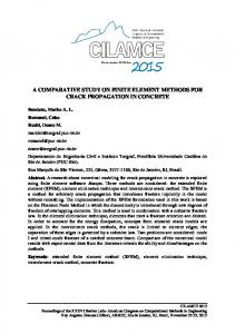 a comparative study on finite element methods for ...