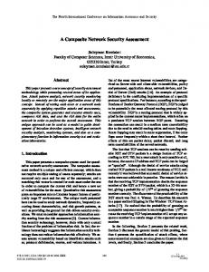 A Composite Network Security Assessment - IEEE Xplore