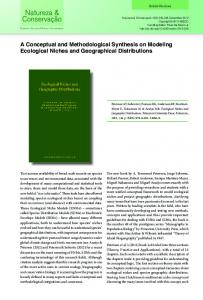 A Conceptual and Methodological Synthesis on ...