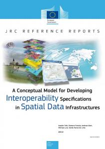 A Conceptual Model for Developing Interoperability Specifications in ...