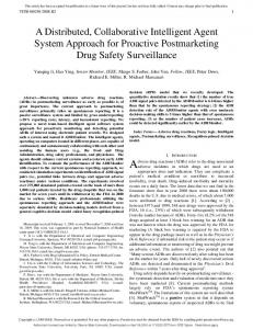 A Distributed, Collaborative Intelligent Agent System ...