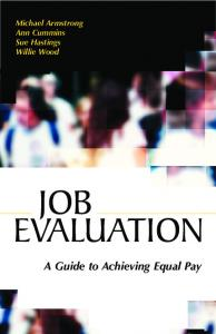 A Guide to Achieving Equal Pay