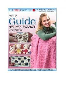 A Guide to Free Crochet Patterns