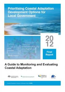 A Guide to Monitoring and Evaluating Coastal Adaptation