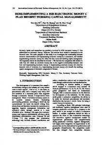 A Hierarchy Planning Model for TFT-LCD ... - Semantic Scholar