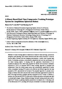 A Kinect-Based Real-Time Compressive Tracking Prototype System ...