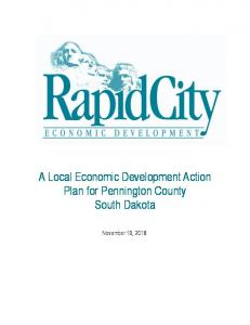A Local Economic Development Action Plan for
