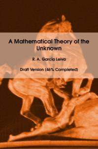 A Mathematical Theory of the Unknown